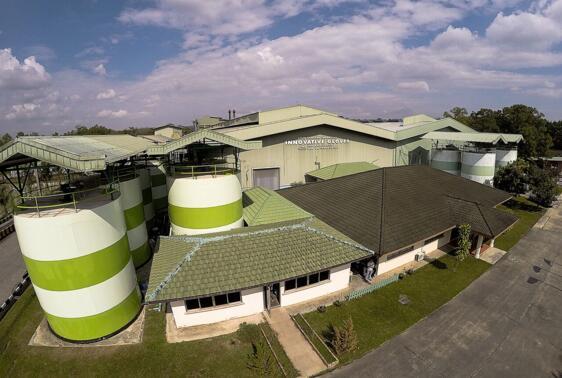 兰霍生产工厂